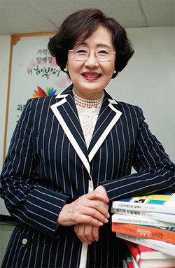 김명자 前 환경부 장관