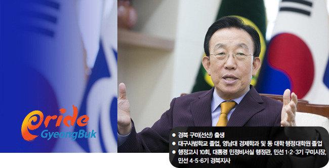"""""""경북도청 이전은 새 천년 향한 약속"""""""