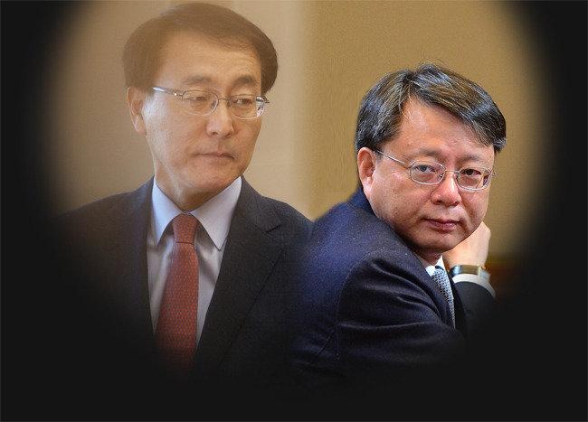 친박 총장 vs 王수석 파워게임 불붙나