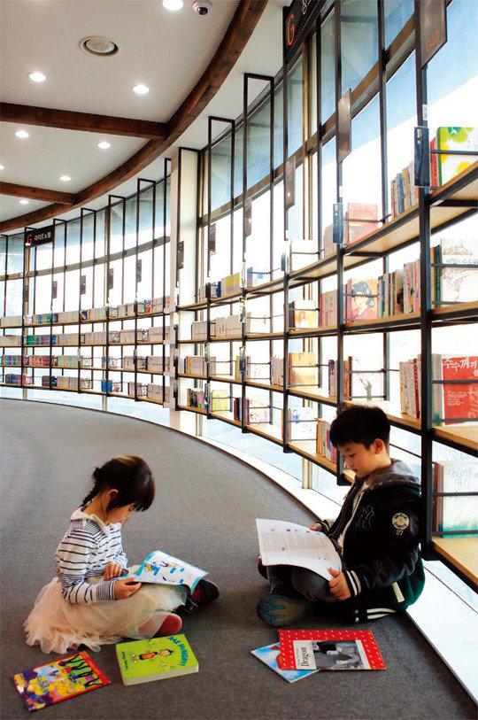 책 읽는 시간 책 익는 공간