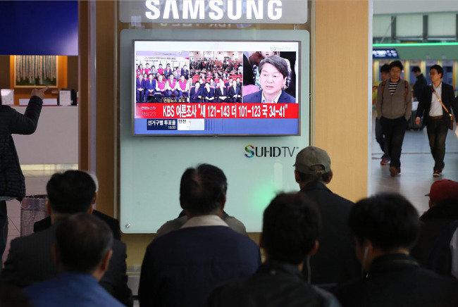 김성재 前 청와대 민정수석의 苦言