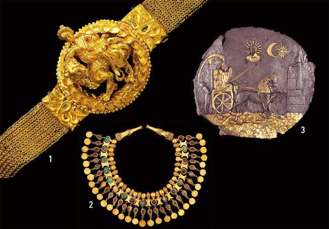 아프가니스탄의  황금문화 展