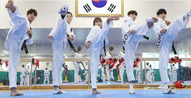 금메달 10개, 10위 이내 숙적 일본 따돌려라!
