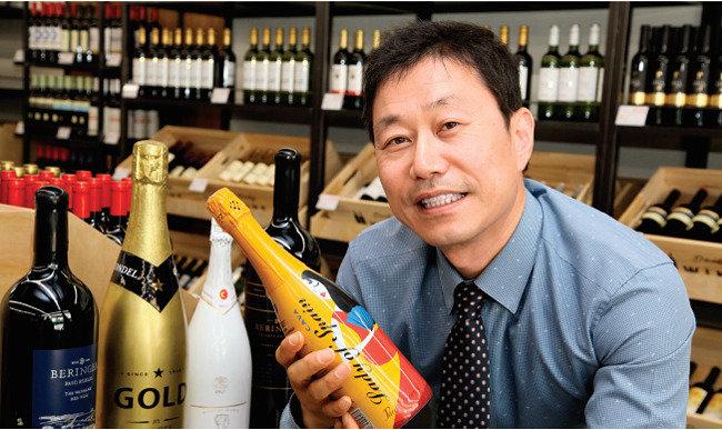 '와인의 소주화' 선언