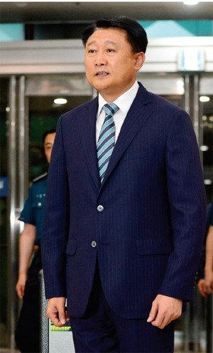 신임 경찰청장 내정자 이철성