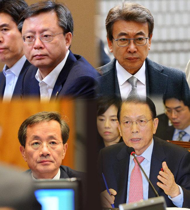 우병우, '정윤회 파문' 수습 후 朴 대통령 절대 신임