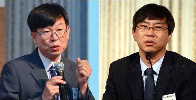 """""""중간 지주회사 허용"""" vs """"삼성 위한 특혜"""""""