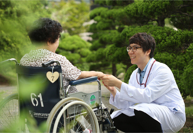 최상의 연구, 환자 공감 통한 'Smart Hospital' 실현