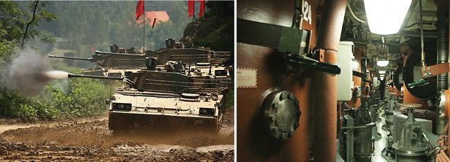 美, 핵우산 제공 포기 北 탱크 서울 입성