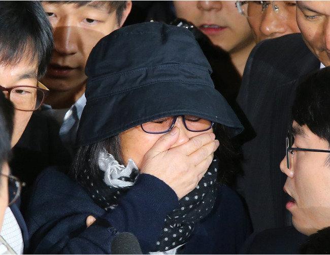 '고영태 매뉴얼'이 검찰 수사 교본?