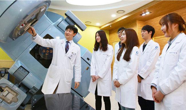 '가슴이 따뜻한 글로벌 의료인' 요람