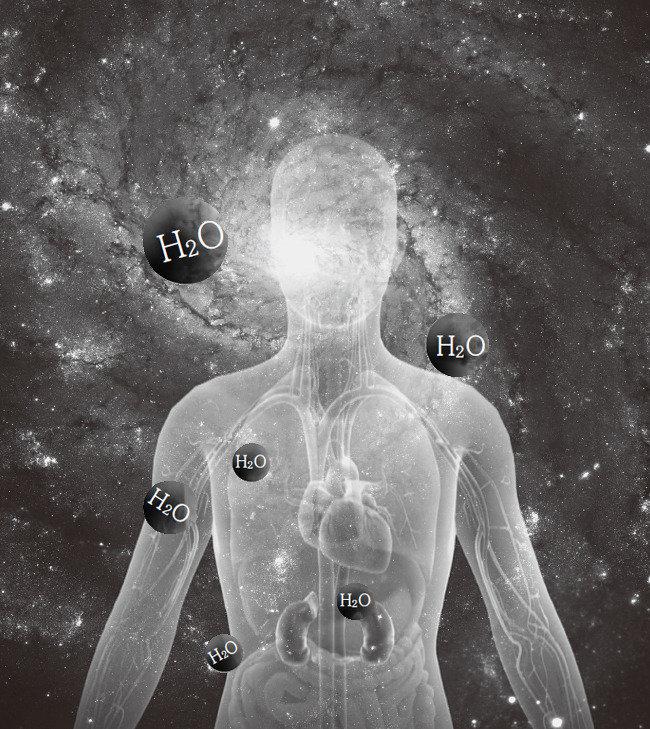 원자, 우주, 그리고 나