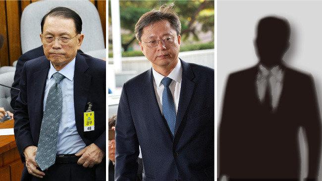 """""""김기춘, 3인방에 당한 뒤 비선실세 그룹과 타협"""""""