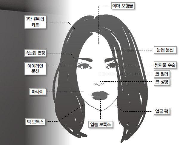 """생리중단, 지방흡입…극한 다이어트·성형  """"교수들이 '표준체중 미만 美人' 요구"""""""