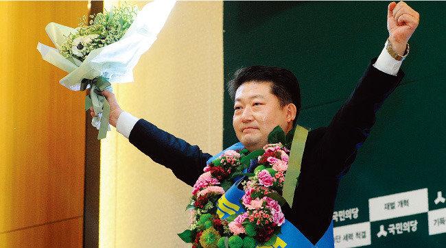 탄탄한 조직력으로 돌풍 일으킨 배준현 국민의당 부산시당위원장