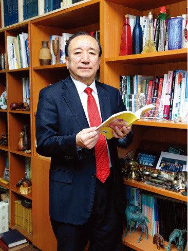 전통시장 분석서 출간 장흥섭 경북대 교수