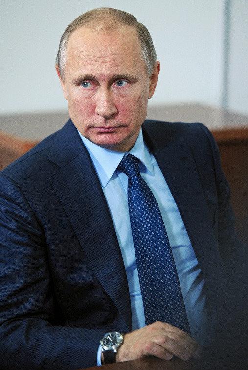 '21세기 차르' 푸틴