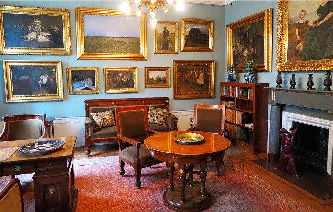 덴마크 예술 황금기와 프랑스 인상파를 만나다