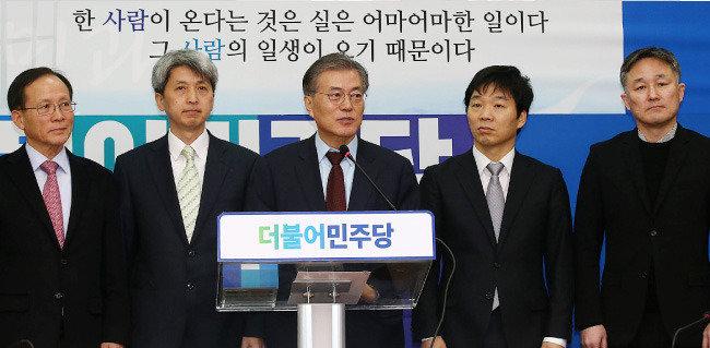 """""""대세론 타고 인재가 모여드네"""""""