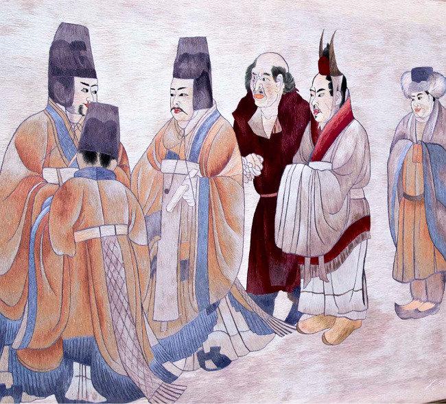 내란·왕권쟁탈戰 ··· 고구려,  帝國(제국)의 길 잃다