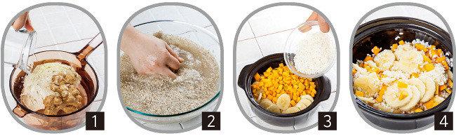 胃腸에게 주는 선물: 생강, 단호박, 양배추