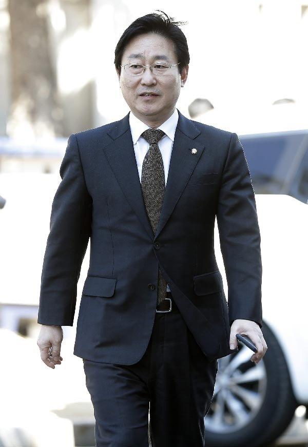 """'사정라인' 핵심 박범계 국회의원 """"법원행정처 개혁, 대법관 다양화 필요"""""""