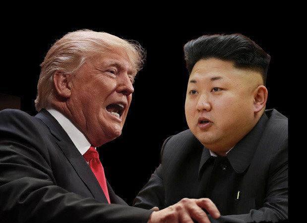 김정은版 '핵무기 사용 설명서'  평화협정➞미군철수➞ 통일大戰➞北주도 통일