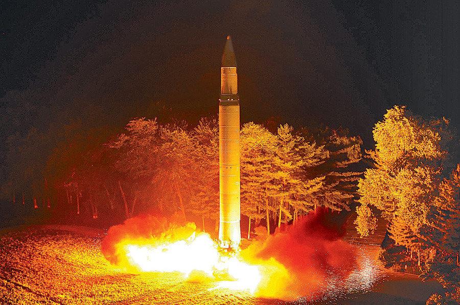 핵 ICBM 능력 비교 미·러·중은 박사급, 北은 중학생급