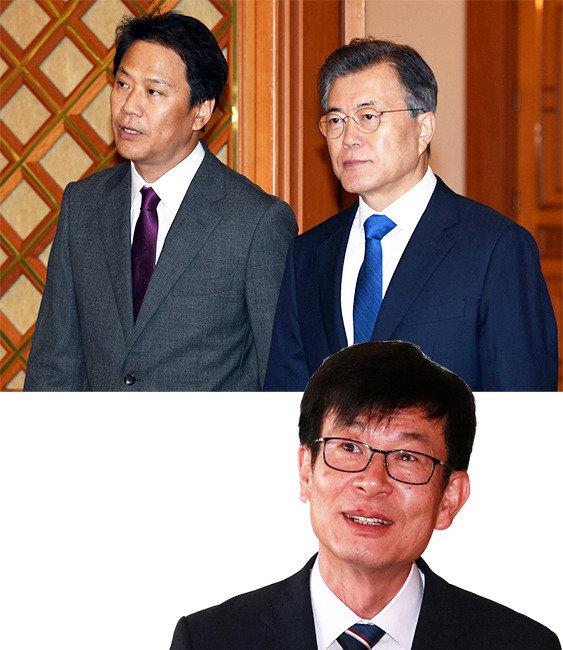 친문 신(新)권력 스리톱, 윤·탁·송, 유·시·민, 호남SKY