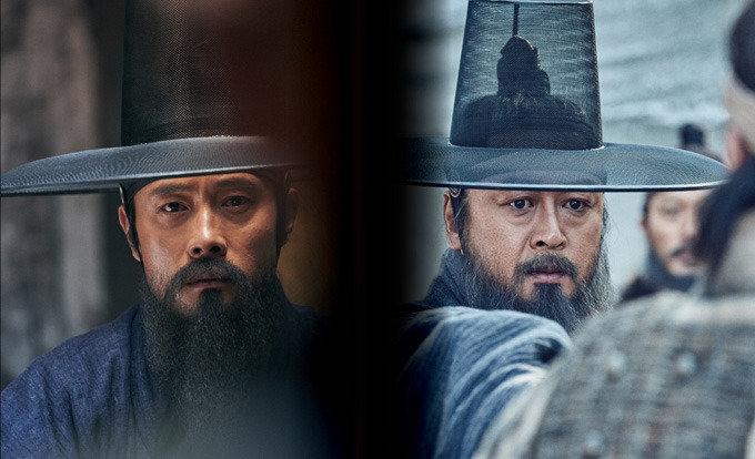 소설의 승자가 최명길이면 영화의 승자는 김상헌이다