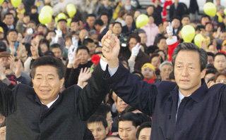 """한나라당 극비 제안 """"정몽준을 해외로 내보내라"""""""