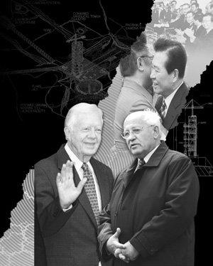 김대중·카터·고르바초프  '대북 특사' 파견설