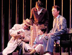 일본연극 '센뽀 스기하라' 외