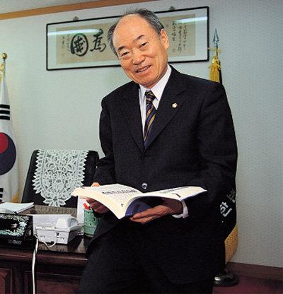 대한변협 신임 회장 박재승