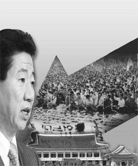 청와대 비서관 37%가 운동권… 개혁의 '첨병' 역할