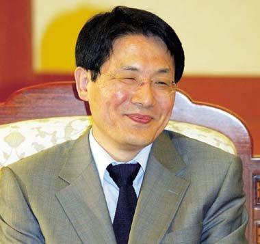 신임 국정원 기조실장 서동만