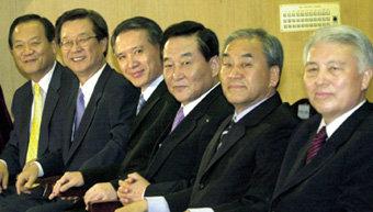 '점입가경' 한나라당 대표 경선