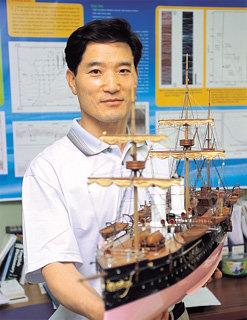 '보물선' 돈스코이호 발굴 주역 한국해양연구원 유해수 박사