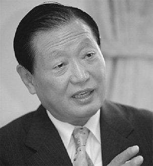 민주당 김원기 상임고문