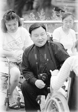 장애인 권익 지킴이 박종태
