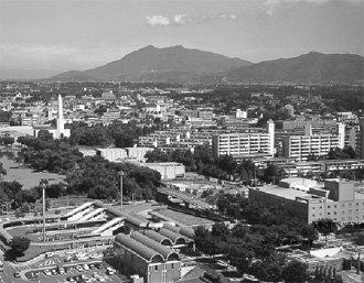 진화 멈추지 않는 일본 최고의 연구·환경도시