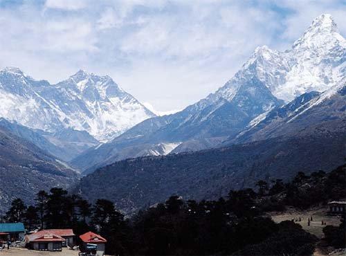 '지구의 지붕'에서 펼쳐지는 장엄미의 파노라마 히말라야, Himalaya!