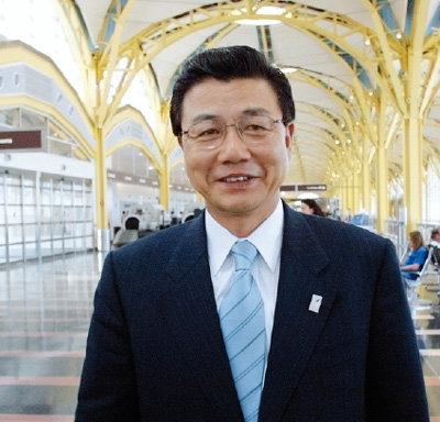 2010 동계올림픽 '아름다운 패배' 강원도지사 김진선