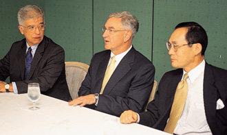 주한 외국 경제인들이 본 한국경제