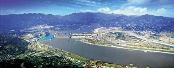 세계 최대 중국 싼샤댐을 가다