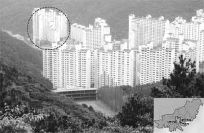 권양숙 여사, 부산 대연동 땅 팔고 장백아파트 분양받았다