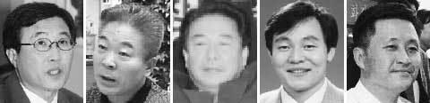 '노무현 사단' 총출동한 부산의 정치 민심