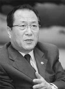 정세현 통일부 장관