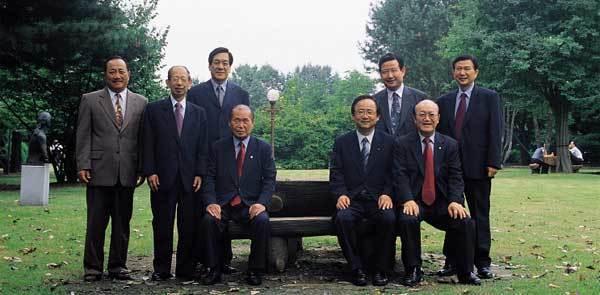 20년 우정 변치 않는 '도덕재무장' 모임