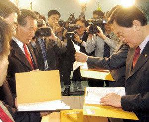 민주당 서울·인천·경기지부  법인후원금 71억6500만원 증발 내막